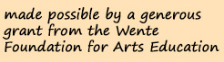 Wente Arts Foundation